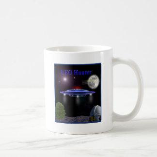 UFO Hunters Coffee Mugs
