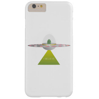 UFO I BELIEVE BARELY THERE iPhone 6 PLUS CASE