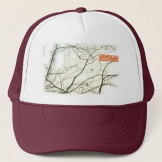 UFO in Tree Trucker Hat