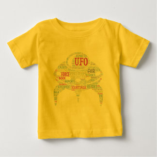 UFO Infant T-Shirt Vertical