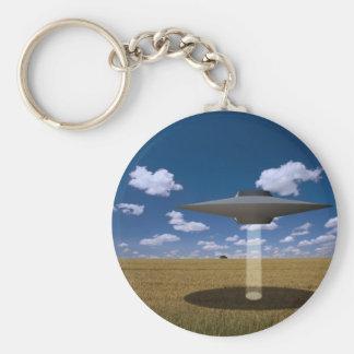 UFO KEY RING