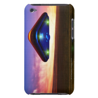 UFO Lights Barely There iPod Case