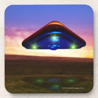 UFO Lights Coaster