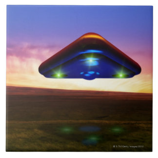 UFO Lights Tile