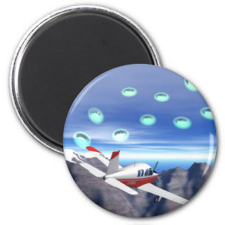UFO magnet