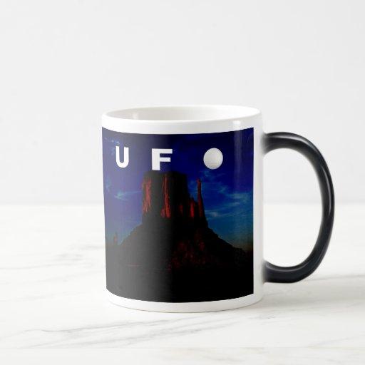 UFO Morphing Mug