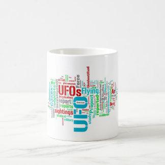 UFO COFFEE MUG