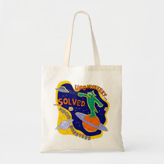 Ufo mystery solved bag