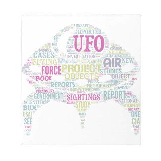 UFO Notepad