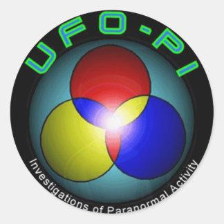 UFO-PI Triad Logo Sticker