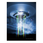 UFO POST CARDS