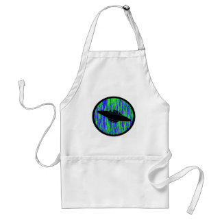 UFO STATIC FREQUENCY STANDARD APRON
