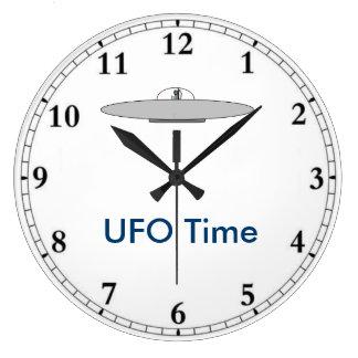 UFO Time clock