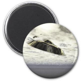 UFOs in Flight Magnet