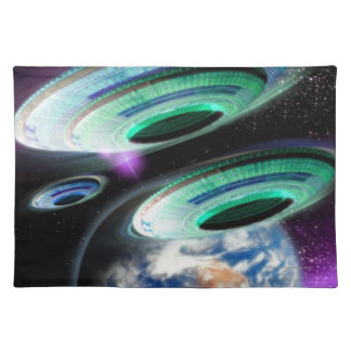 UFOs Placemat