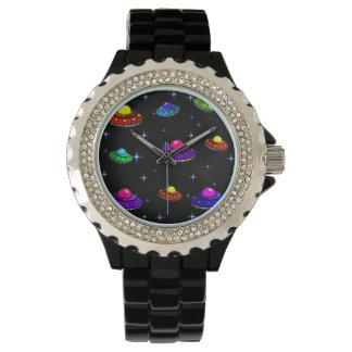 UFO's Wrist Watch