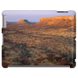 Ugab Terraces, Khorixas District, Namibia iPad Case