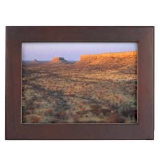 Ugab Terraces, Khorixas District, Namibia Memory Box