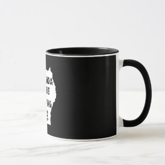 Uganda Be Kidding Me Mug