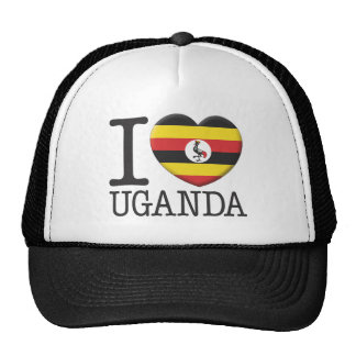 Uganda Mesh Hats