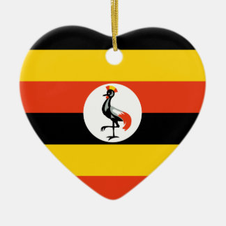 Uganda Christmas Ornament