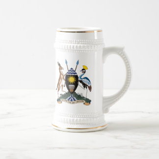 Uganda Coat of Arms Mug