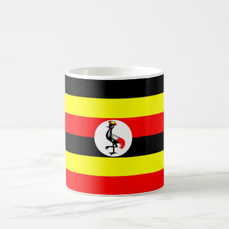 uganda country flag nation symbol coffee mug