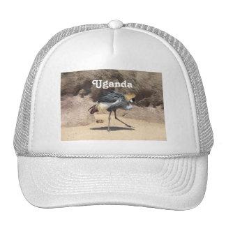 Uganda Crested Crane Trucker Hat