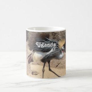 Uganda Crested Crane Mug