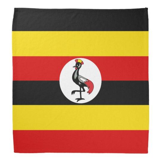 Uganda Flag Bandana