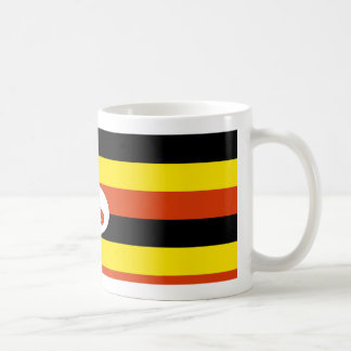 Uganda Flag Coffee Mug