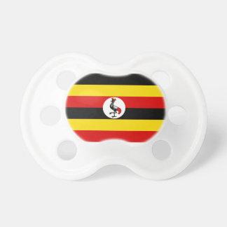 Uganda Flag Pacifiers