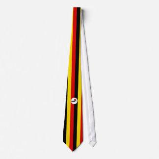 Uganda Flag Tie