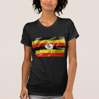 Uganda Flag Tshirts