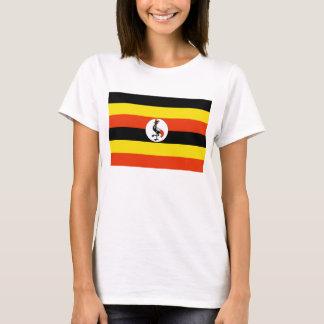 Uganda Flag x Map T-Shirt