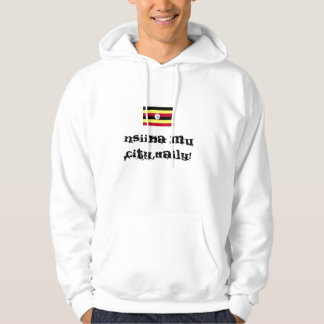 uganda hoodie