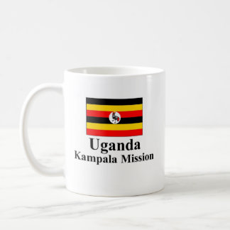 Uganda Kampala Mission Drinkware Mug