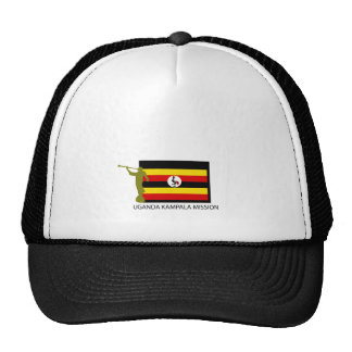 UGANDA KAMPALA MISSION LDS CTR TRUCKER HAT