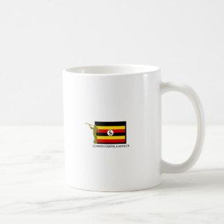 UGANDA KAMPALA MISSION LDS CTR COFFEE MUGS