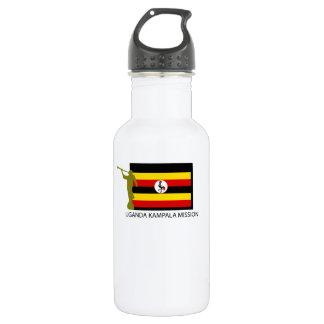 UGANDA KAMPALA MISSION LDS CTR 532 ML WATER BOTTLE