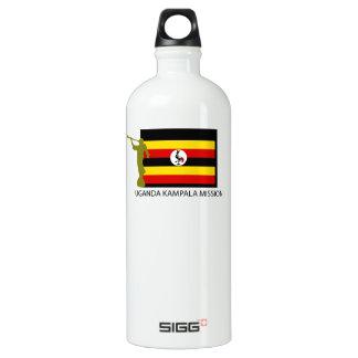 UGANDA KAMPALA MISSION LDS CTR SIGG TRAVELLER 1.0L WATER BOTTLE