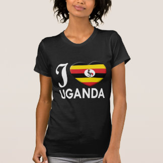 Uganda Love W T Shirt