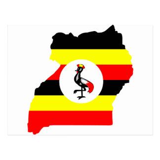 Uganda Postcard