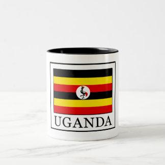 Uganda Two-Tone Coffee Mug