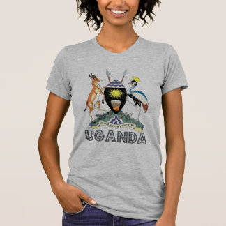 Ugandan Emblem T-Shirt