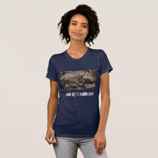 Ugh it's Monday kangaroo T-Shirt