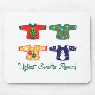 Ugliest Sweater Mousepads