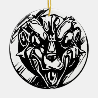 Ugly Amulet Christmas Ornament