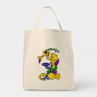 Ugly Armed Alien Bag