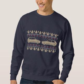 Ugly Christmas Classic Hatchback Sweatshirt